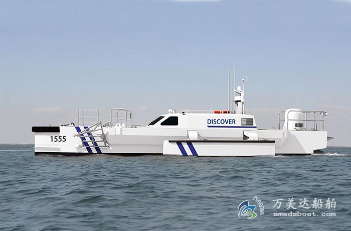 3A1555(探 索)智能无人探测艇