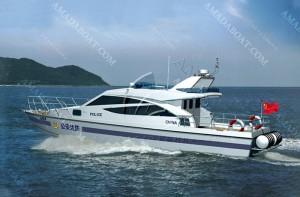 3A1559b(先 锋)沿海公安巡逻艇