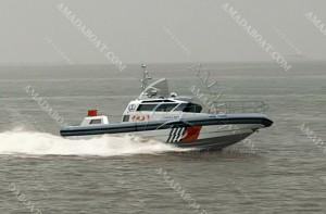 3A1580c(天 狮III)油田交通补给艇