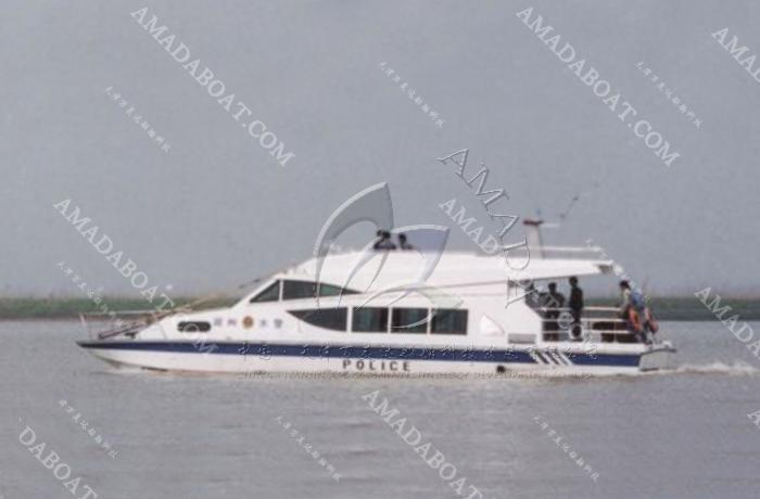 3A1600(太 湖)三体消波交通艇