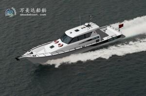 3A1679c(鱼 鸥II)休闲游钓艇