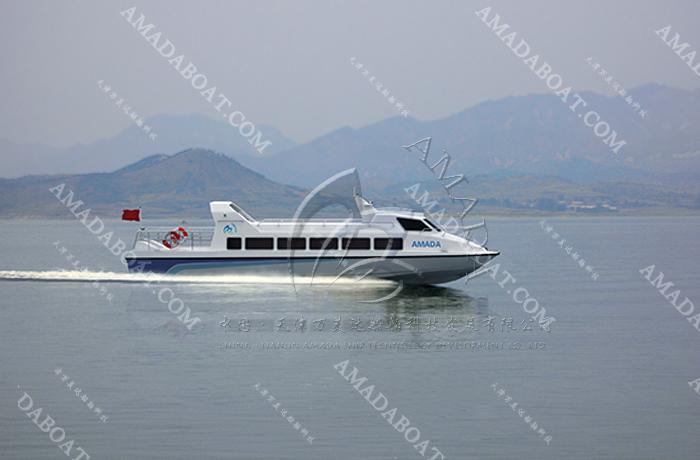 3A1683(金 鸥)经济型消波客船