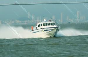 3A1700(定海神针)超高速巡逻艇