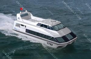 3A1722(海 妖)五体高速客船
