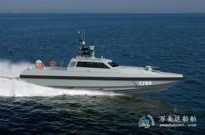 3A1786(狼 王) 超高速导弹艇