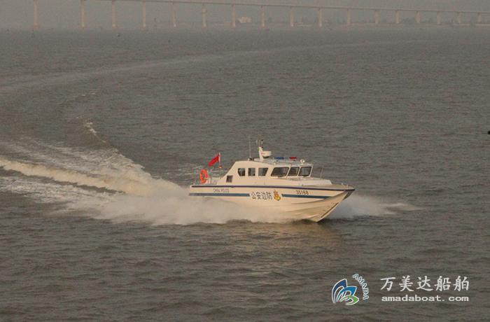 3A1795(炽 风)沿海超高速巡逻艇