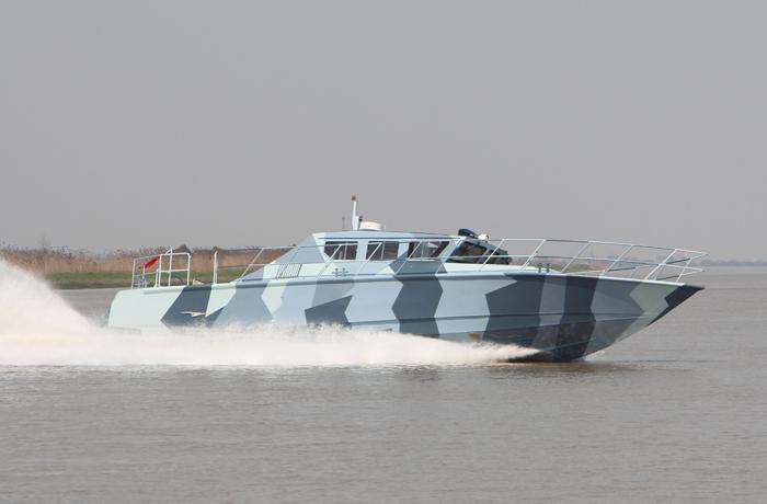 3A1807(狂飙)超高速巡逻艇