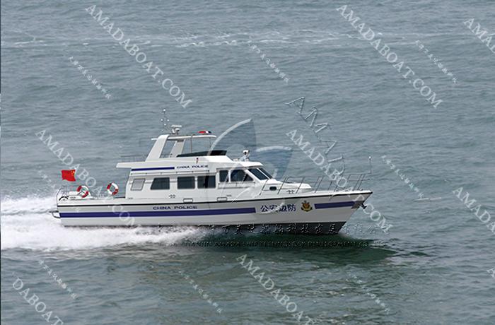 3A1807b(彰 武)沿海交通艇