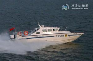 3A1826b(标 枪II)沿海超高速巡逻艇