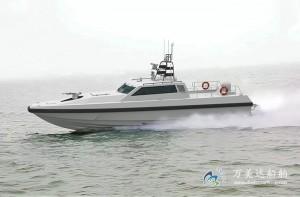 3A1855(虎 鲨)超高速导弹艇