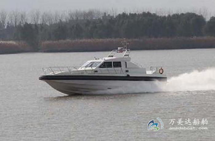 3A1863d(信天翁)沿海高速巡逻艇
