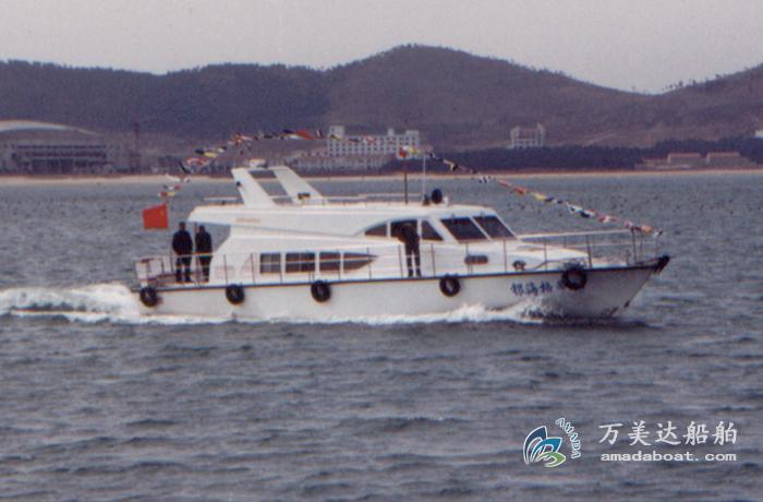 3A1870(琴 岛)单体观光客船