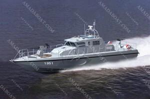 3A1951(猎 鹰)沿海高速巡逻艇