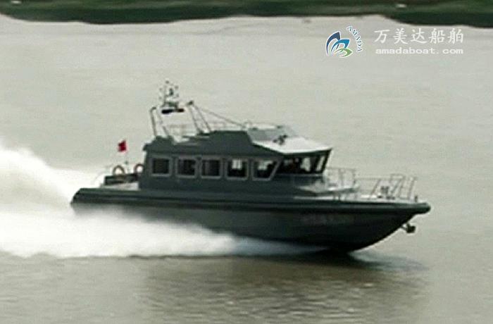 3A1952 (正 清)海关缉私摩托艇