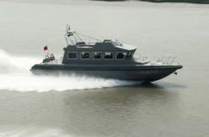 3A1952(正清)沿海高速巡逻艇