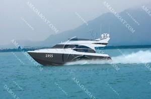 3A1955(南 海)双体高速观光船