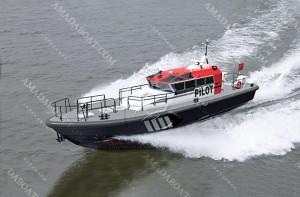 3A2000(乐 航II)高速引航工作船