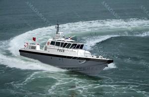 3A2015(天 罡)沿海高速缉私艇