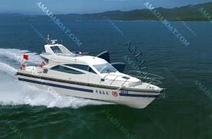 3A2015(精 武)海关监管交通艇