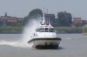 3A1347b(凌波)三体消波救助船