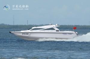 3A2038(风 影)超高速交通艇