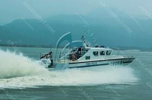 3A2038c(天 行II)超高速巡逻艇