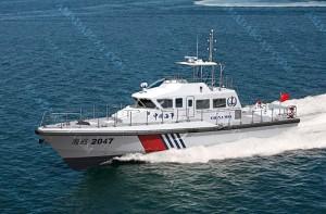 3A2047(启明星)海事沿海巡航救助艇