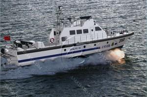 3A2060(独角鲸)沿海高速巡逻艇