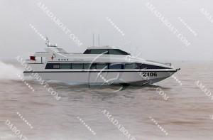 3A2106(东方之星)三体消波客船