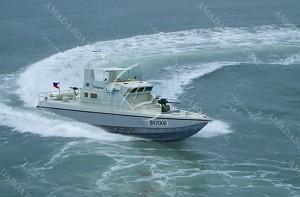 3A2170(虎 鲨)单体高速巡逻艇