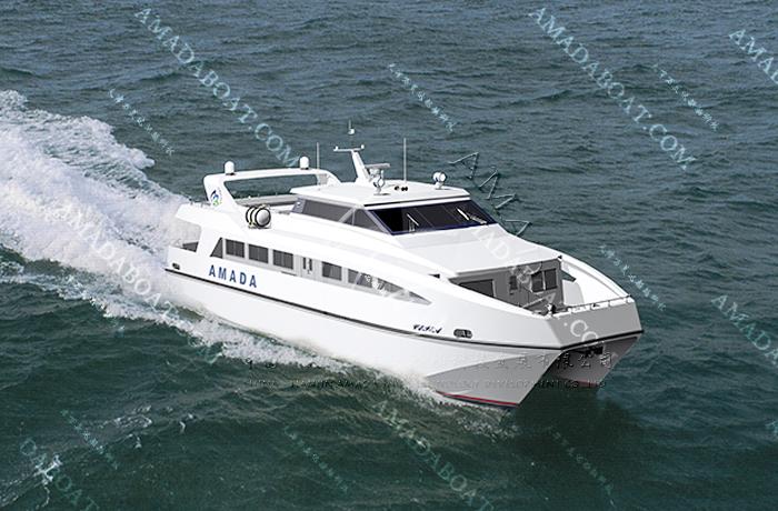 3A2260(营 口)双体高速客船