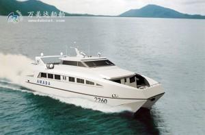 3A2260b(海 口)双体高速客船