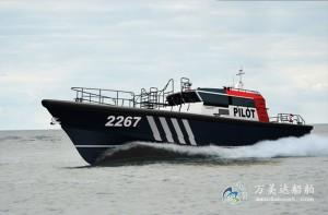 3A2267(玄 武)高速引航工作艇