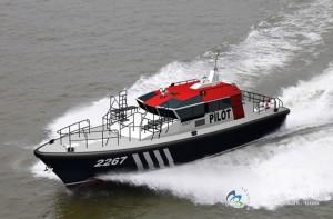 3A2267b(玄 武II)高速引航工作艇