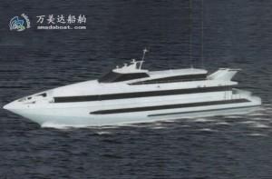 3A2330(金 梭)双体高速客船