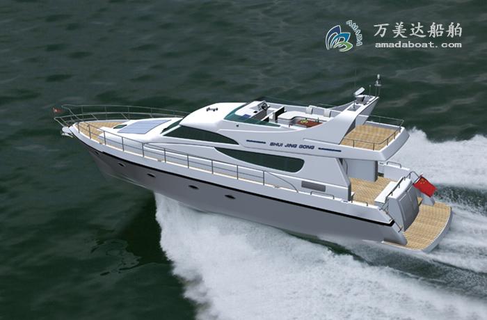3A2388(水晶宫)沿海豪华游艇
