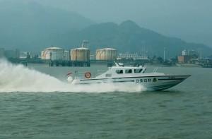3A1457e(棠溪)超高速巡逻艇