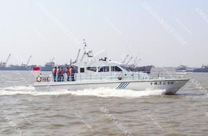 3A2400(巨齿鲨)单体巡逻艇