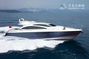 3A2400c(红珊瑚)沿海豪华游艇