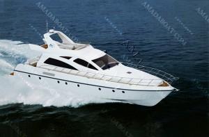 3A2476(雨 燕)单体豪华游艇