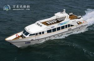 3A2488c(浣溪沙)沿海观光船