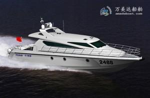 3A2488d(巡游者)超高速接待艇