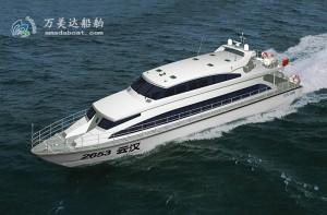 3A2653(云 汉)经济型消波客船