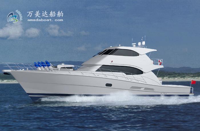 3A2768(传 奇Ⅱ)沿海豪华游钓艇