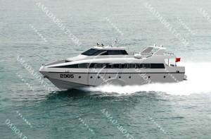 3A2788(东方之星)沿海高速交通艇