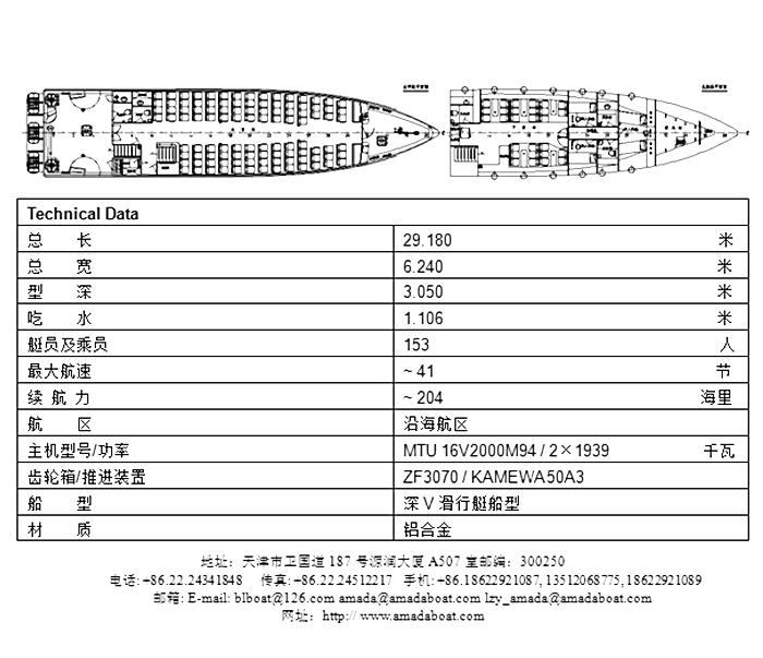 2788(东方之星)沿海高速交通艇