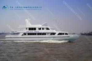 3A3116(金 星)公安指挥艇
