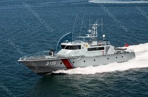3A3125(阻击手) 海岸防卫艇