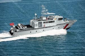 3A3125b (狙击手II) 海岸防卫艇