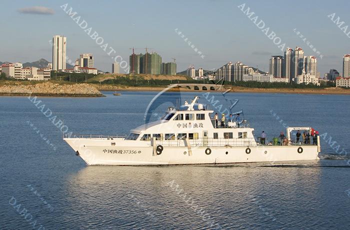 3A3168(赤 龙)渔政执法艇